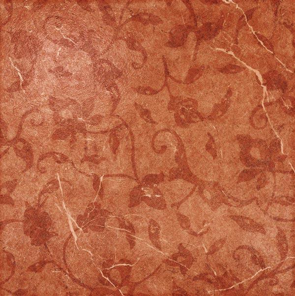 Сицилия Красный Вставка Листья