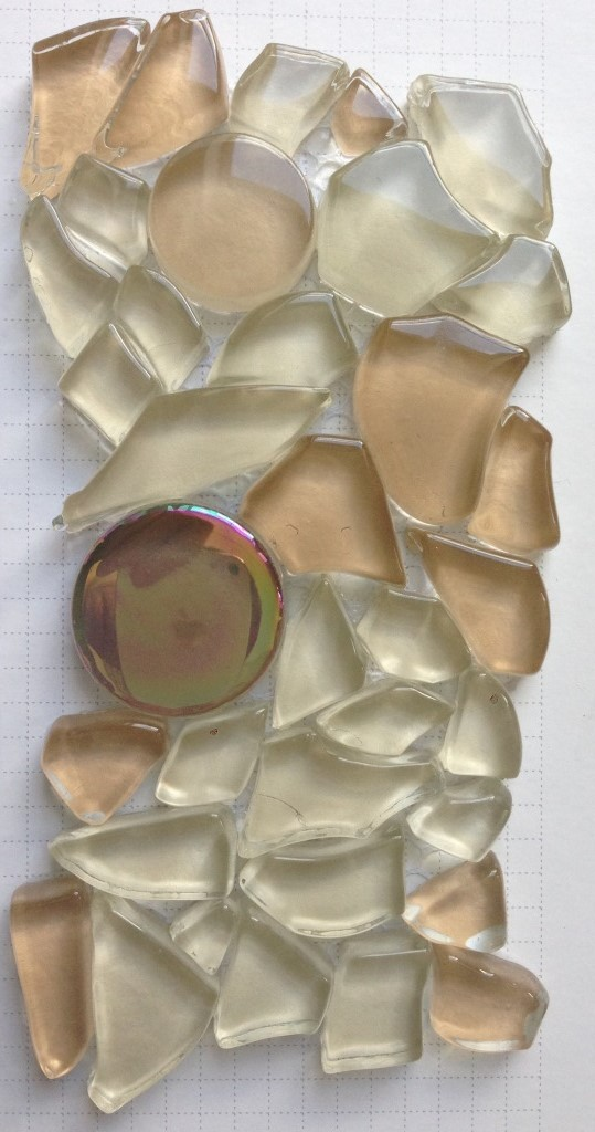 Мозаика-круглая FHT 001