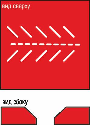 стоимость обработки углов (за 1 шт. в руб.) - гранит - 30 мм